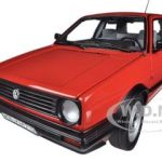 1984 Volkswagen Golf II CL Red 1/18 Diecast Car Model by Norev