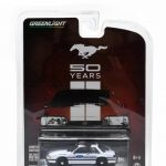 Anniversary Collection 100 Years Dodge / 50 Years Mustang / 70 Years Jeep Series 2 6pc Diecast Car Set 1/64 by Greenlight