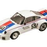 Porsche 911 Carrera RSR 3.0 #59 Winner Daytona 24 Hours 1975 Peter Gregg / Hurley Haywood 1/18 by Spark