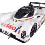 Peugeot 905 #3 Winner Le Mans 1993 E.Helary / C.Bouchut / G.Brabham 1/18 Model Car by Spark