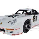 Porsche 961 #180 1986 Le Mans Rene Metge / Claude Ballot Lena 1/18 by Spark