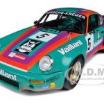 Porsche 911 RSR 3.0 DRM #5 Nurburgring 1975 Bob Wollek 1/18 by Spark