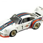 Porsche 935 #1 Martini Winner Vallelunga 1976 J.Ickx J.Mass 1/18 Model Car by Spark