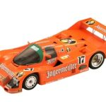 Porsche 962 #17 Jagermeister Winner SPA 1986 Thierri Boutsen / Frank Jelinski 1/18 Model Car by Spark