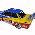 BMW 2002 Turbo Gr5 #6 Norisring Walter Rohrl DRM 1977 1/18 Model Car by Spark