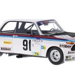 BMW 2002 #91 1975 GTS Le Mans Winner D.Brillat / G.Gagliardi / M. Degoumois 1/18 Model Car by Spark