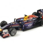 2014 Infiniti Red Bull Sebastian Vettel F1 Formula 1 RB10 #1 1/18 Model Car by Spark