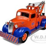 1937 Chevrolet Tow Truck Gulf Oil 1/34 Diecast Model by First Gear