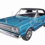 1967 Plymouth Belvedere GTX Tommy Boy Movie (1995) 1/18 Diecast Model Car by Greenlight