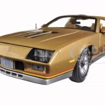 1982 Chevrolet Camaro Gold 1/18 Diecast Model Car by Sunstar