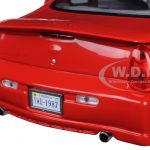 2000 Chevrolet Monte Carlo SS Torch Red 1/18 Diecast Model Car by Sunstar