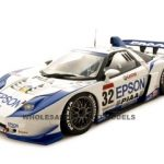 Honda NSX JGTC 2004 Epson #32 1/18 Diecast Car Model by Autoart