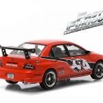Seans 2006 Mitsubishi Lancer Evolution IX The Fast and The Furious: Tokyo Drift Movie (2006) 1/43 Diecast Model Car by Greenlight