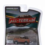 1972 Ford Bronco Custom Copper Metallic All Terrain Series 1 1/64 Diecast Model Car by Greenlight