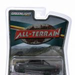 2014 Dodge Ram 1500 Pickup Truck Custom Black All Terrain Series 1 1/64 Diecast Model Car by Greenlight