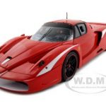 Ferrari FXX Evoluzione Red Elite Edition 1/18 Diecast Model Car by Hotwheels