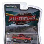 1978 Dodge Ramcharger Pickup Truck Custom Orange All Terrain Series 1 1/64 Diecast Model Car by Greenlight