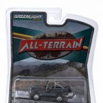 1968 Ford Bronco Custom Steel Gray All Terrain Series 1 1/64 Diecast Model Car by Greenlight