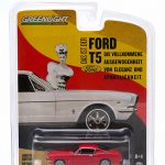 1965 Ford T5 (Mustang) Red Hobby Exclusive in Blister Pack 1/64 Diecast Model Car by Greenlight