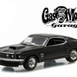 1969 Ford Mustang Boss 429 Gas Monkey Garage (2012-Current TV Series) in Blister Pack 1/64 Diecast Model Car by Greenlight