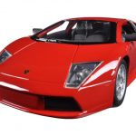 Lamborghini Murcielago Red 1/24 Diecast Model Car by Maisto