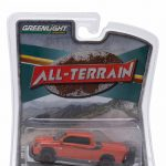 2014 Dodge Ram 1500 Sport Orange Pickup Truck All Terrain Series 2 1/64 Diecast Model by Greenlight