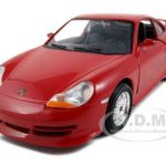 Porsche 911 (996) GT3 Red 1/24  Diecast Model Car by Bburago