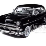1953 Ford Victoria Black 1/24 Diecast Car Model by Welly