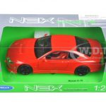 Nissan S-15 RHD Red 1/24 Diecast Model Car by Welly