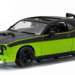 Lettys 2014 Dodge Challenger SRT-8 Fast and Furious-Fast 7 Movie (2014) 1/43 Diecast Model Car by Greenlight