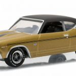 Greenlight Muscle / Release 15 6pc Diecast Car Set 1/64 Diecast Model Cars by Greenlight