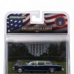 1961 Lincoln Continental SS-100-X John F. Kennedy Presidential Limousine 1/43 Diecast Model Car by Greenlight