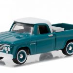 1963 Dodge D-100 with Toolbox Pickup Truck Country Roads Series 14 1/64 Diecast Model by Greenlight