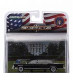 1972 Lincoln Continental Ronald Reagan Presidential Limousine 1/43 Diecast Model Car by Greenlight
