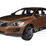 Volvo XC60 Bronze 1/24 Diecast Car Model by Rastar