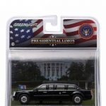 2009 Cadillac The Beast Barack Obama Presidential Limousine 1/43 Diecast Model Car by Greenlight