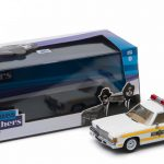 1977 Dodge Royal Monaco Illinois State Police Blues Brothers Movie (1980) 1/43 Diecast Model Car by Greenlight
