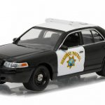 Hot Pursuit Series 19 6pc Police Cars Set 1/64 Diecast Model Cars by Greenlight