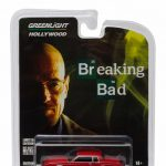 Jesses 1982 Chevrolet Monte Carlo Breaking Bad TV Series (2008-2013) 1/64 Diecast Model Car by Greenlight