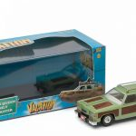 1979 Family Truckster Wagon Queen National Lampoons Vacation (1983) Movie 1/43 Diecast Model Car by Greenlight