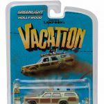 1979 Family Truckster Wagon Queen Honky Lips Version National Lampoons Vacation Movie (1983) 1/64 Diecast Model Car by Greenlight