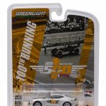 2016 Chevrolet Camaro 50th Anniversary Edition Indy 500 Pace Car 100th Running of the Indianapolis Pace Car Collection 1/64 Diecast Model Car by Greenlight