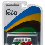 Rio Set of 6 Volkswagens Limited Edition to 3000pcs 1/64 Diecast Model Cars by Greenlight