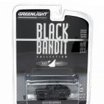 1970 Ford Bronco 4×4 Black Bandit 1/64 Diecast Model Car by Greenlight