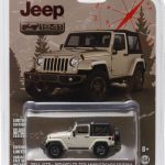2016 Jeep Wrangler Jeep 75th Anniversary Collection 1/64 Diecast Model Car by Greenlight
