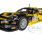 Chevrolet Corvette C6R#4 1/24 Diecast Car Model by Bburago