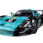 Maserati MC 12 #1 Blue/Black 1/24 Diecast Car Model by Bburago