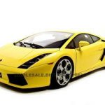 Lamborghini Gallardo Yellow 1/12 Diecast Model Car by Autoart