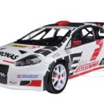Fiat Abarth Grande Punto Rally S2000 1/24 Diecast Car Model by Bburago
