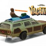 1979 Family Truckster Wagon Queen with Aunt Edna National Lampoons Vacation Movie (1983) 1/64 Diecast Model Car  by Greenlight
